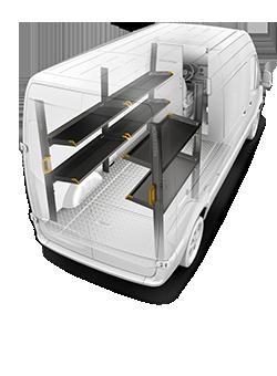 Modul System Fahrzeugeinrichtung